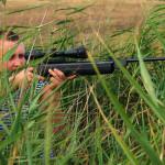 Охота на утку с пневматикой