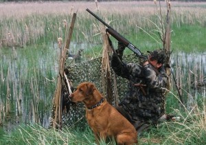Охота на утку с Хатсан