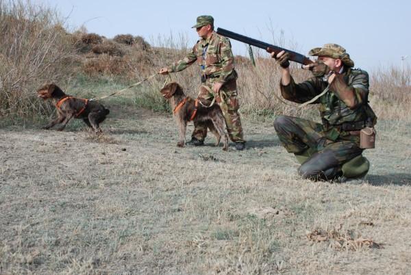 Охотники на фазана