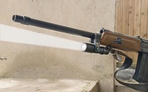 Фонарь для оружия