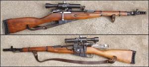 Охотничья винтовка
