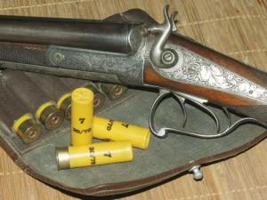 Дробь и оружие