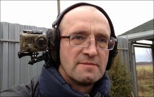Камера с креплением на голову