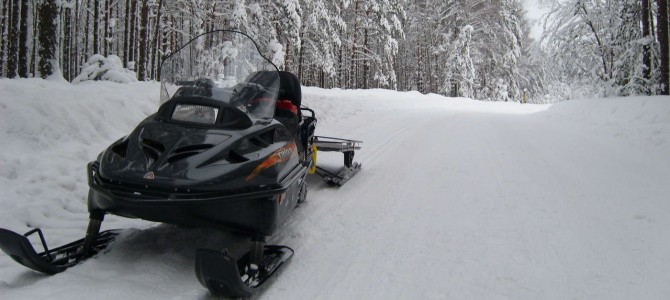 Выбор самого лучшего снегохода для зимней охоты
