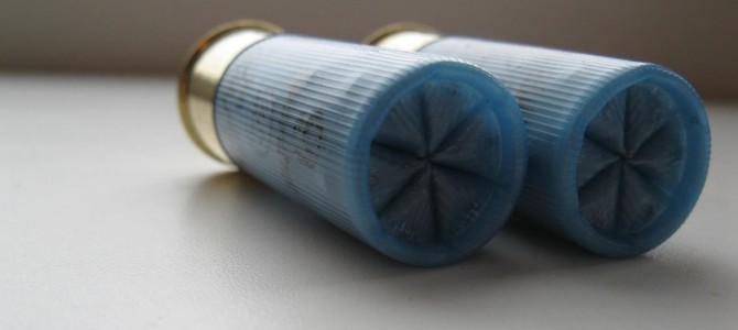 Как зарядить патрон 12 калибра