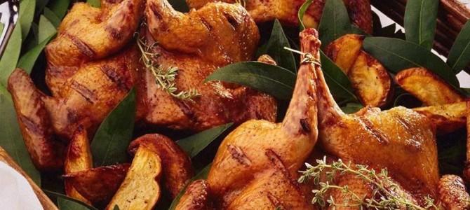 Рецепты приготовления рябчика