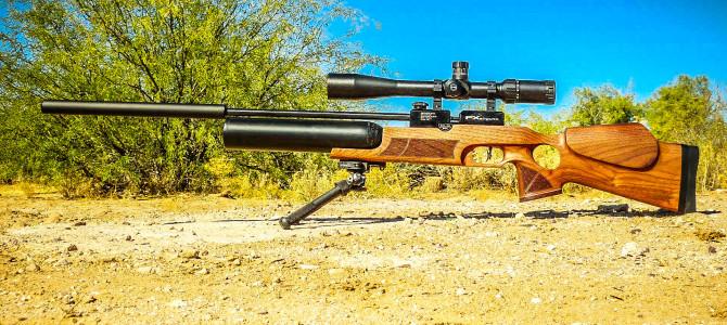 Особенности национальной охоты с пневматической винтовкой  без лицензии