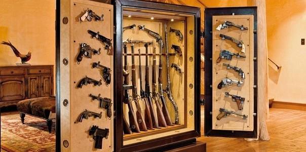 Арсенал охотника! Каким оружием пользуетесь на охоте?