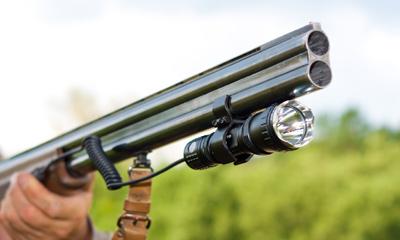 Как выбрать подствольный фонарь для охоты и зачем он нужен