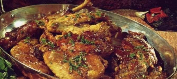 Способы приготовления блюд из фазана