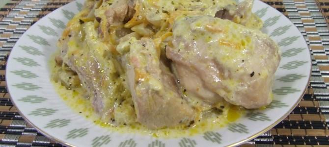 Рецепты приготовления зайца, тушеного в сметане с чесноком и приправами